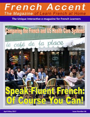 French Accent Nr 66 - April-May 2017
