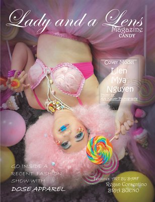 Lady and a Lens Magazine Candy Issue