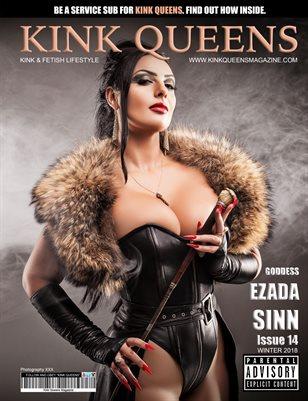 KINK QUEENS MAGAZINE | ISSUE 14 | WINTER 2018