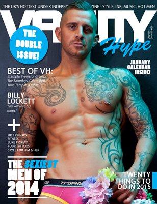 VanityHype #38 (COVER 2)
