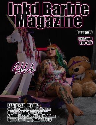 Inkd Barbie Magazine Issue #76 - Adilah