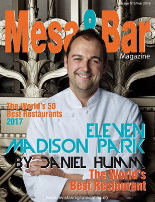 MESA & BAR Magazine- Feb 2018