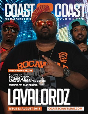 Coast 2 Coast Magazine Issue #63