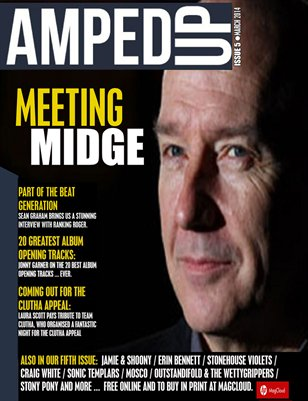 Amped Up Scotland Magazine Issue 5