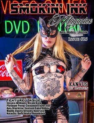Smokin' Ink Magazine Issue #25 - Kanvus