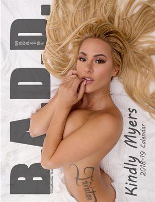 Kindly Myers 2018-2019 Calendar