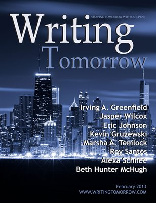Writing Tomorrow Magazine February 2013