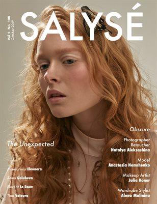 SALYSÉ Magazine | Vol 5 No 100 | OCTOBER 2019 |