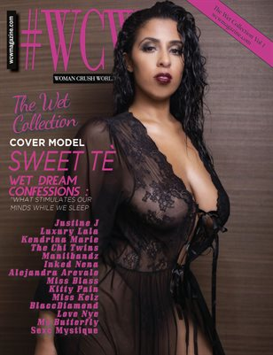 WCW Magazine Wet Collection Sweet Te