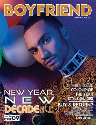 Boyfriend Magazine - Issue 9 - January 2020