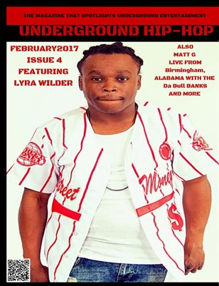 Underground Hip-Hop February Issue 4