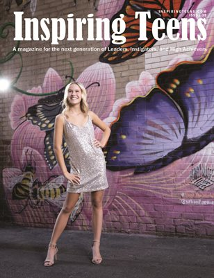 Issue 39 of Inspiring Teens Magazine