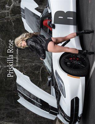Priskilla Rose 2021 BADD Calendar