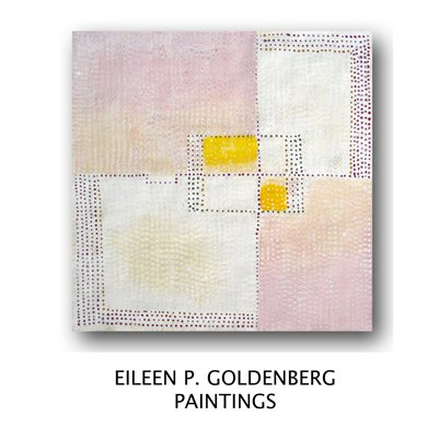 Eileen P. Goldenberg   Paintings