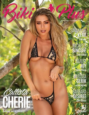 BIKINI PLUS NOVEMBER 2019