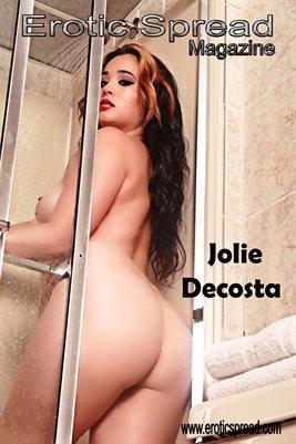"""Jolie Decsta Poster (12"""" by 18"""")"""