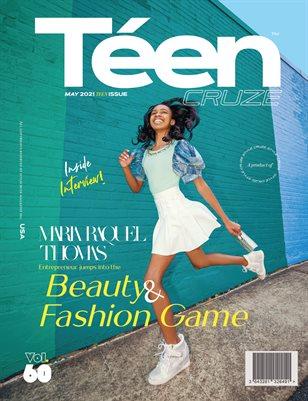 MAY 2021 Issue (Vol: 60) | TÉENCRUZE Magazine