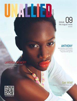 UNALLIED Magazine - Issue 09 - Aug 2013
