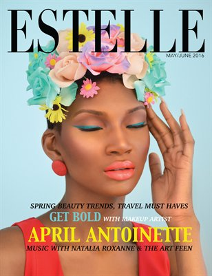 ESTELLE MAGAZINE (MAY/JUNE ISSUE)