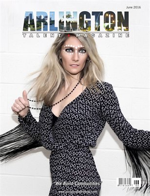 Arlington Talent Magazine June 2016 Edition