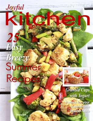 Joyful Kitchen Summer 2016
