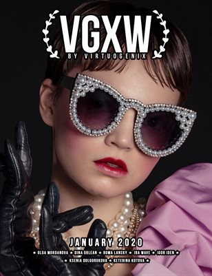 VGXW Magazine January 2020 (Cover 1)