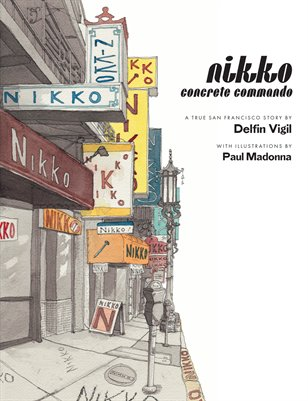 Nikko Concrete Commando