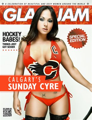 Glam Jam Magazine Special Edition: Hockey babes