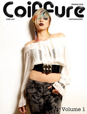 Coiffure Magazine (Vol. I Premiere Issue)