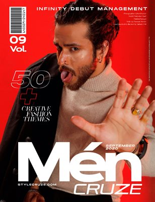 SEPTEMBER 2020 Issue (Vol: 09) | MEN CRUZE Magazine