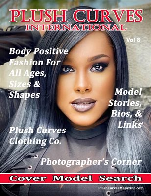 Plush Curves International Magazine Vol 8