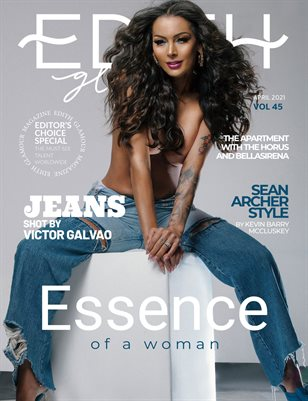 Essence of a woman, Issue #45