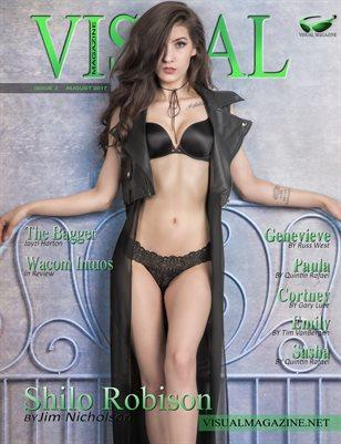 Visual Magazine - Issue 2  August 2017