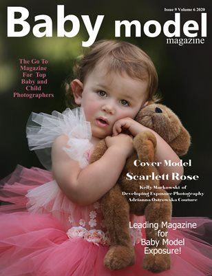 Baby Model magazine Issue 9 volume 6 2020
