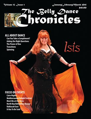 2015 Jan/Feb/Mar The Belly Dance Chronicles
