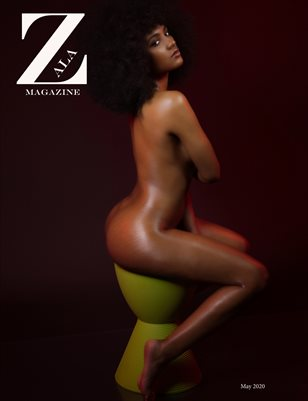 Zala Boudoir Magazine Issue 7