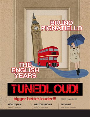 TunedLoud Magazine September  2016