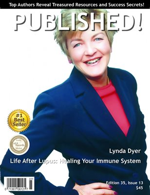 PUBLISHED! Magazine featuring Lynda Dyer