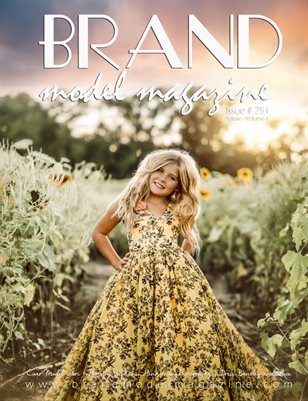 Brand Model Magazine  Issue # 251, Yellow - Vol. 1