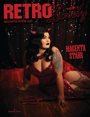 Halloween 2020 - VOL 22 – Magenta Starr Cover