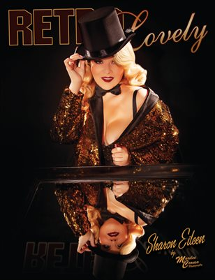 Retro Lovely No.40 - Sharon Eileen Cover