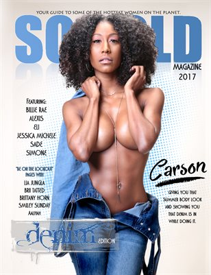 SO KOLD MAG - DENIM EDITION