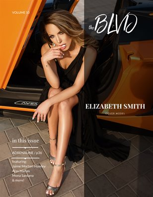 The Boulevard Magazine Vol. 10 ft. Elizabeth Smith