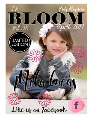Lě Bloom Kids Magazine Vol. 18 Spetial edition