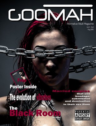 Goomah Magazine - Aug 2015