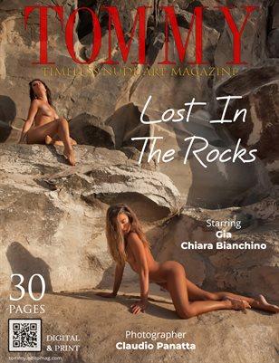 Chiara Bianchino and Gia - Lost In The Rocks - Claudio Panatta