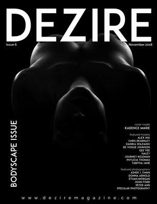 DEZIRE Magazine |  Issue 6