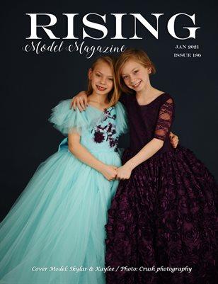 Rising Model Magazine Issue #186