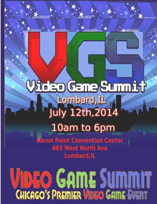 2014 Video Game Summit Program