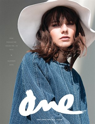 ONE Magazine No.10